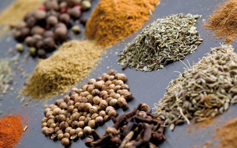 Aromates et épices santé