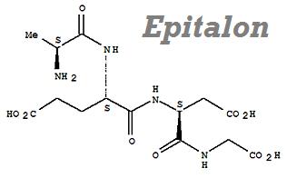 Epitalon, activateur de télomerase