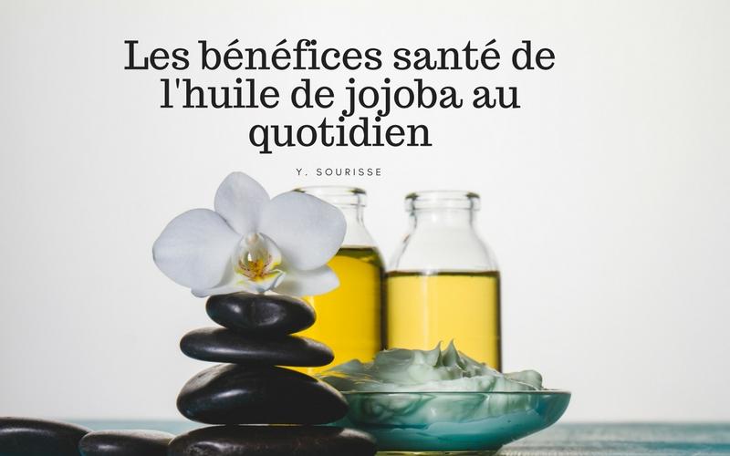 Façons d'utiliser l'huile de jojoba